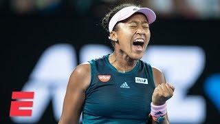 Naomi Osaka beats Petra Kvitova for second Grand Slam title   2019 Australian Open Highlights