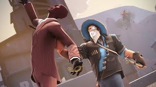 Taunt Killin Contracts! The Worst Spy In TF2.
