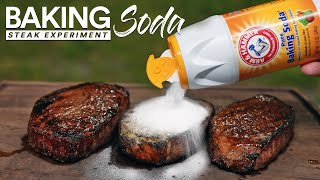 I tried BAKING SODA on $1 Steak and this happened!
