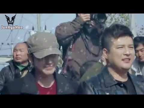 [HQ fancam] 121030 Leeteuk's Enlistment (Kyuhyun focus)