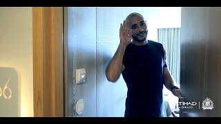 قناة النصر : quot الحمد لله أنا رجعت quot .. نور الدين امرابط ين ...