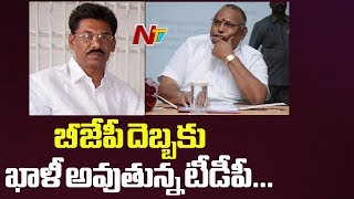 Rayapati to Join BJP?: Sujana Chowdary in Talks with TDP L..