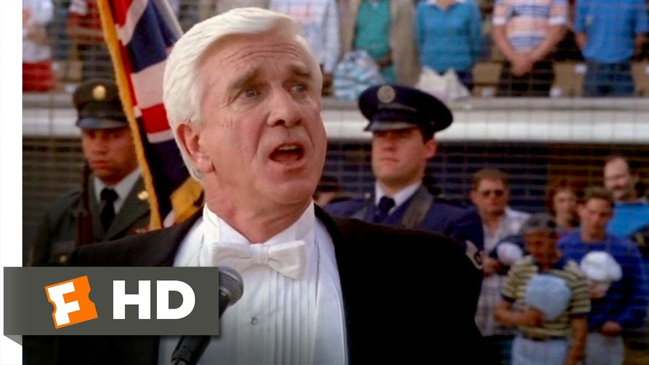 The Naked Gun From The Files Of Police Squad 1010 -7240
