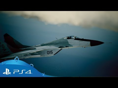 Ace Combat 7: Skies Unknown | PS4 Games | PlayStation