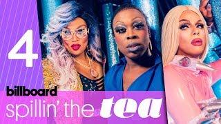 Spillin' The Tea: Racism in Drag Fandom & Cultural Appropriation vs. Appreciation   Billboard
