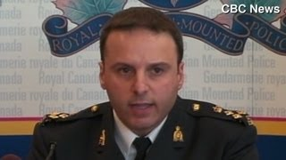 Canadian police: 'No imminent threat' to public