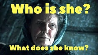 Who is Old Nan and what does she know?