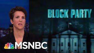 Robert Mueller Report: A Narrative Of Obstruction Laid Plain | Rachel Maddow | MSNBC