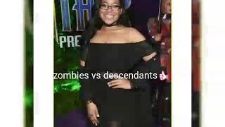 Zombies vs descendants 2