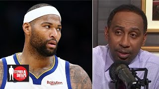 Stephen A. blasts Cousins to Knicks rumors: 'As if I wasn't sick enough!' | Stephen A. Smith Show