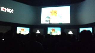 E3 2013 - Kingdom Hearts 3 reveal trailer