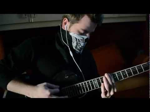 Asking Alexandria - A Prophecy - Guitar Cover by Hades