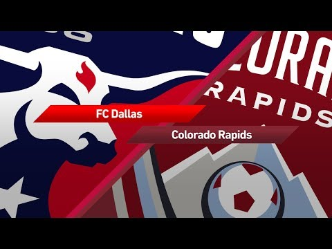 Dallas vs Colorado Rapids