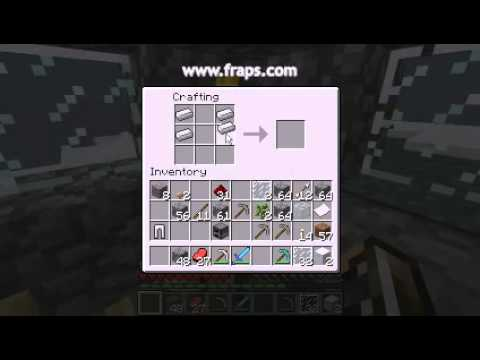 MineCraft- How to Make Iron Boots - YouTube