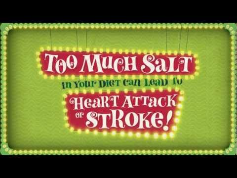 Broome County Health Department-Too Much Salt!