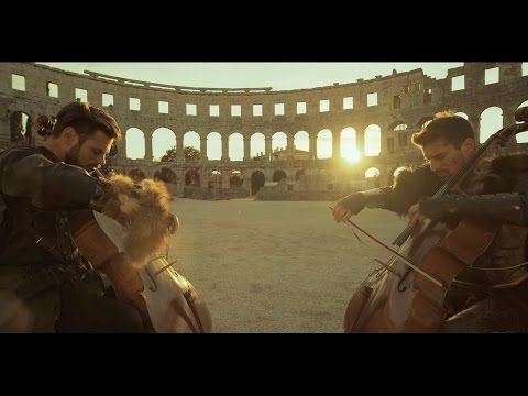 "2CELLOS ""Now We Are Free"""