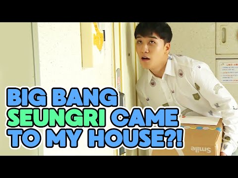 What If Big Bang Seungri Rings Your Doorbell? ENG SUB • dingo kdrama
