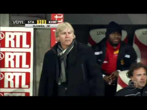 Sérgio Oliveira Free Kick KV Mechelen