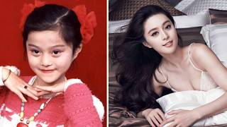 FAN BINGBING 范冰冰 - From 1 to 35 years old 從1到35歲
