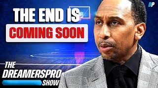 The Real Reason ESPN And Stephen A Smith May Be Gone Sooner Than You Think