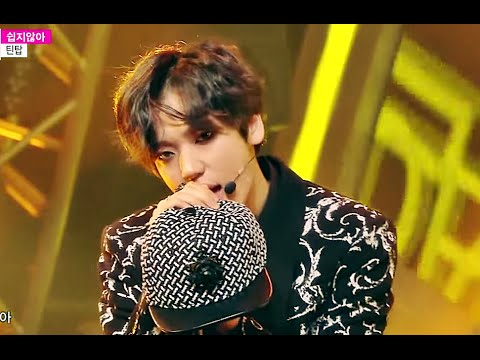 [HOT] TEENTOP - Missing, 틴탑 - 쉽지않아, Show Music core 20141227