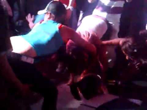 Perreo Intenso Bailando Reggaeton En Parejas 2012