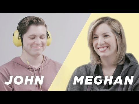Couple Secretly Shares Both Sides of Their Love Story (Meghan & John)