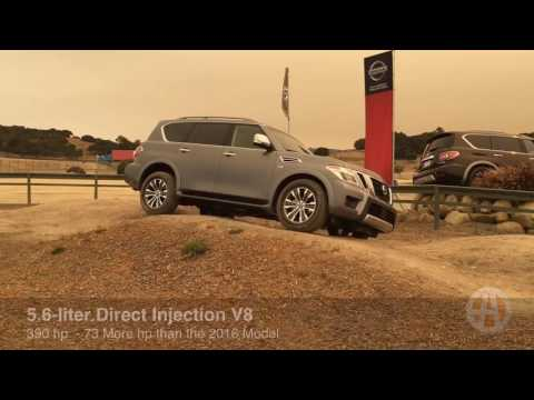 2017 Nissan Armada: Can It Go Off-Road?