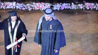 تكريم الفنان حسين الجسمي في اكاديمية الفنون - وشوشة الاصلي