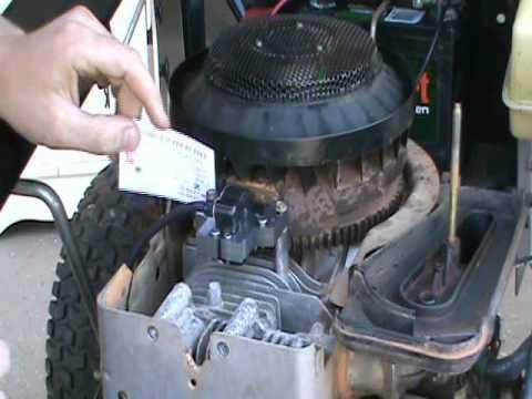 Briggs And Stratton Coil Armature Magneto Repair No Spark