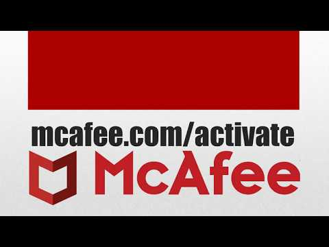 How to redeem your mcafee.com/activate