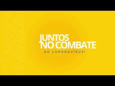 Fique em Casa e ajude a combater o Coronavírus!