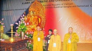 Trưởng Lão kể chuyện về Đại Hội Tôn Giáo Thế Giới (Vesak) năm 2008 tại Việt Nam