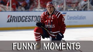 Alex Ovechkin  - Funny Moments [HD]