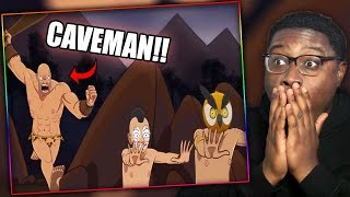 VANOSSGAMING GOES BACK IN TIME! | VanossGaming Animated Compilation Reaction!