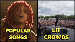 POPULAR SONGS VS LIT CROWDS PART 2