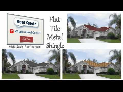 Get a Jacksonville Roofing Estimate - Fast and Free