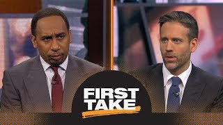 Stephen A. and Max react to James Harden winning MVP: Is he a top 5 NBA player? | First Take | ESPN