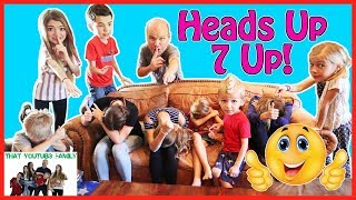 HEADS UP SEVEN UP / That YouTub3 Family