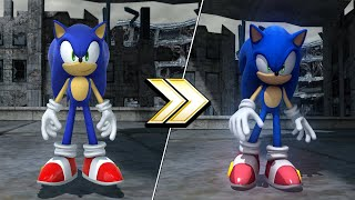 Sonic Generations with More Improvements!