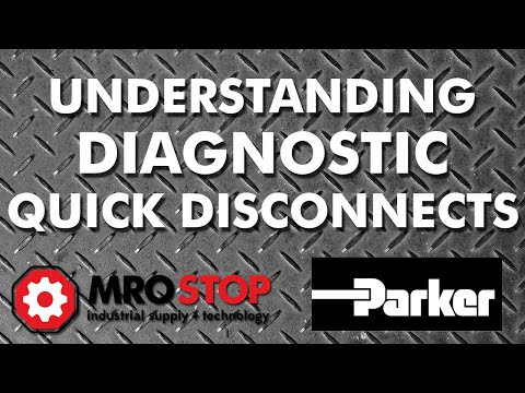 Understanding Diagnostic Quick Disconnects