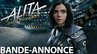 Alita : battle angel :  bande-annonce VF