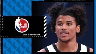 The Rockets shouldn't hesitate to take Jalen Green at No. 2 - Perk   2021 NBA Mock Draft Special
