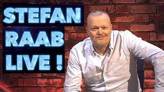 Stefan Raab LIVE! – Er ist wieder da!