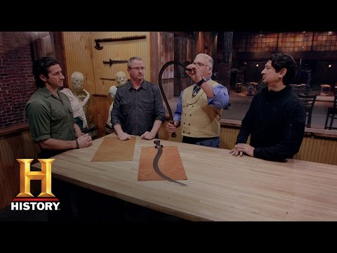 Forged in Fire: Shotel Deliberation, Round 3 (S2, E7) | History