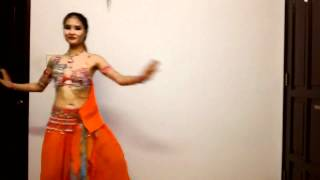 belly dance - bollywood dance Ho Lan - Made in India