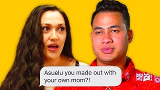 Kalani and Asuelu Breakup because of his Mother | 90 Day Fiancé