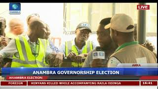 Live Updates: Collation Of Final Results For Anambra Gov'ship Election Pt.29