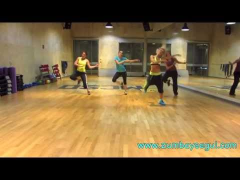 Zumba & Tarkan Bounce  with Aysegul