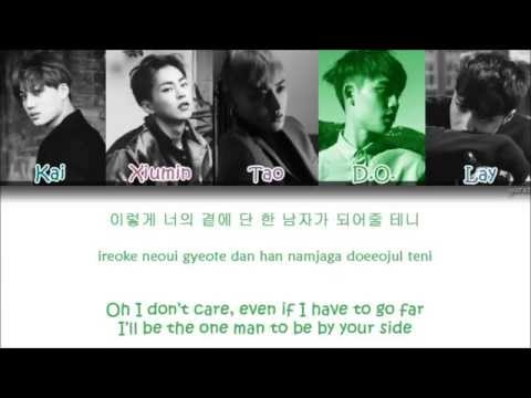 EXO - Call Me Baby (Korean ver.) (Color Coded Han|Rom|Eng Lyrics)